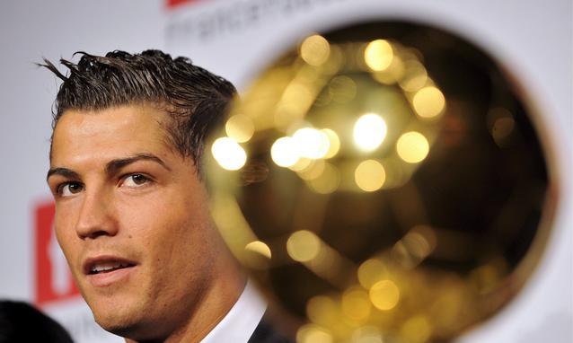 Криштиану Роналду: я поеду на церемонию вручения «Золотого мяча»