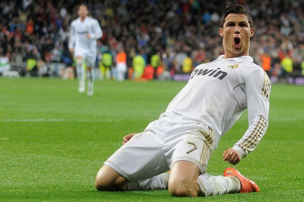 «Реал» продлил контракт с Криштиану Роналду до 2018 года