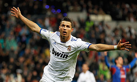Real Madrid adamant to extend Cristiano Ronaldo's contract