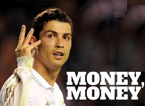Продление контракта с Криштиану Роналду обойдется «Реалу» в 166 миллионов евро