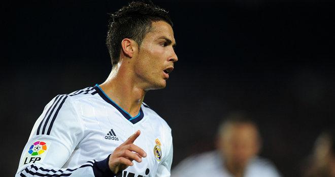 Криштиану Роналду седьмой раз признан лучшим спортсменом Португалии, выступающим за рубежом