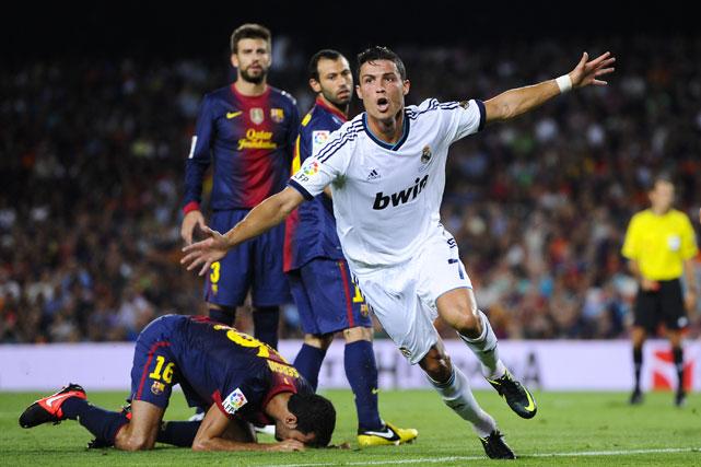 Свыше 70 % читателей газеты Marca отдали бы «Золотой мяч» Роналду