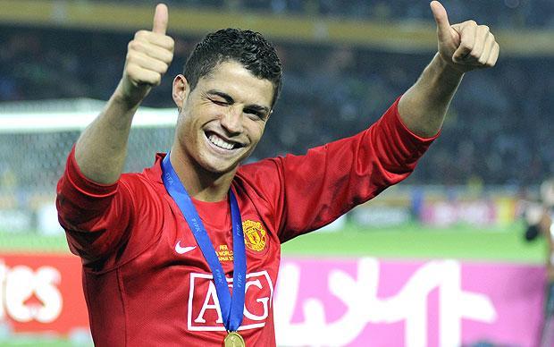 Роналду не прочь завершить карьеру в «МЮ»