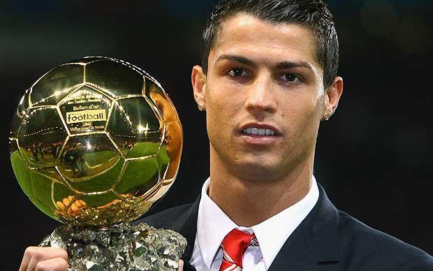 Криштиану Роналду: «Стараюсь не думать о «Золотом мяче»