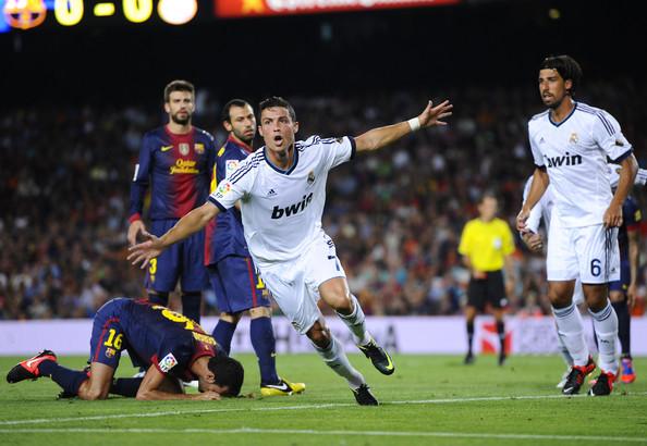 Испанская Ла лига. 10-й тур. «Барселона» — «Реал» — 2:1. Хроника «эль-класико»