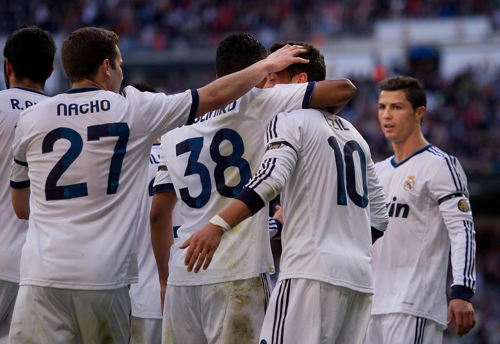 Товарищеские матчи. «Реал» вырвал ничью в матче с «Лионом»