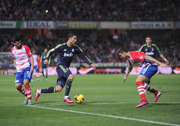 Испанская Ла лига. «Реал» — «Гранада». Онлайн-трансляция начнется в 19.00