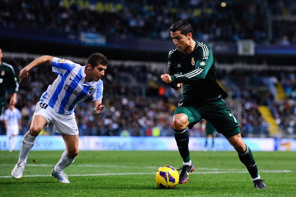 Испанская Ла лига. 9-й тур. «Реал» — «Малага» — 2:0. Хроника событий