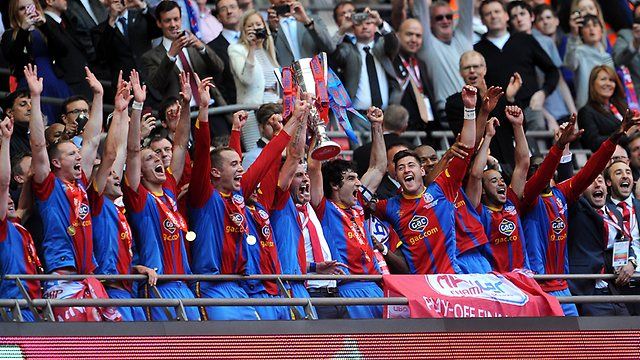 Crystal Palace won Premier League promotion