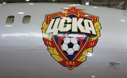 «Аэрофлот» стал генеральным спонсором «ЦСКА»