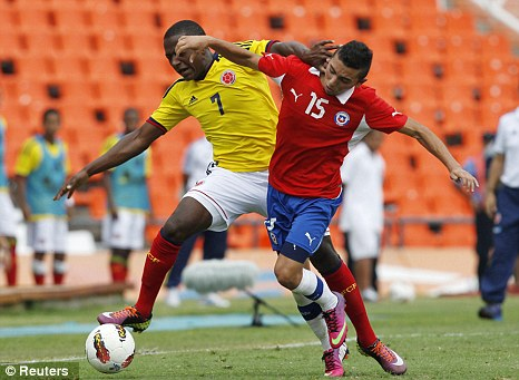 Chelsea to land Chilean starlet