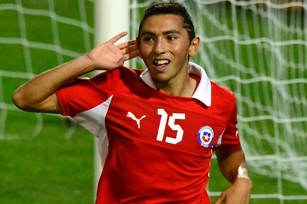 Chelsea set to sign Chilean starlet Cuevas
