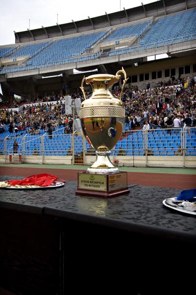 Пинская «Волна» выбила из розыгрыша Кубка Беларуси обладателя трофея