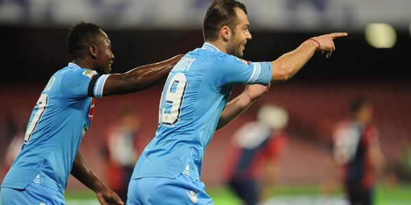 Serie A results: Napoli boost European hopes
