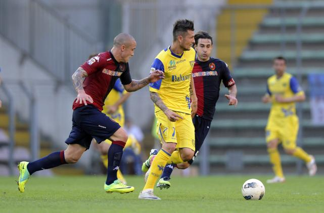 Cyril Thereau claims he wants to leave Chievo