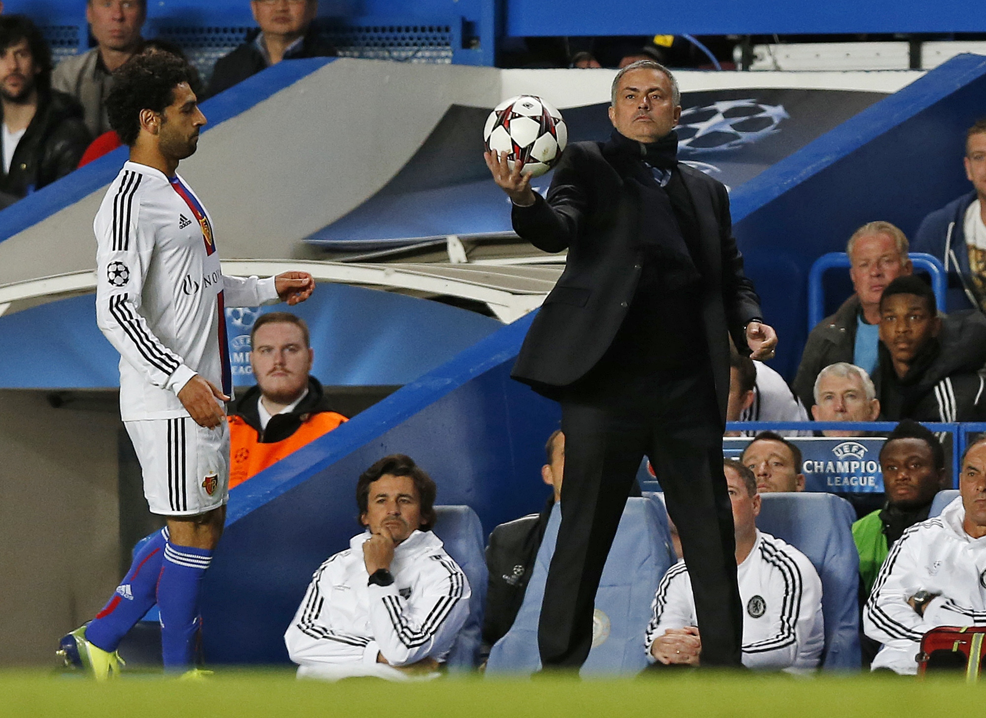 «Челси» согласовал с «Базелем» детали трансфера Сала