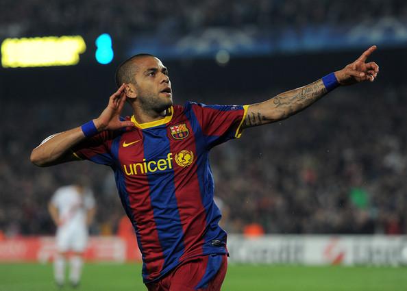 Daniel Alves: 'Pep is definitely better than Mourinho, because he's beaten him'