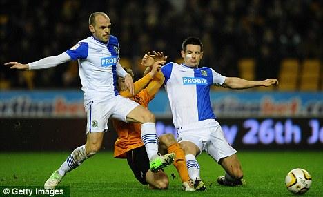 QPR want Blackburn defensive pair