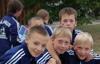 В Польше стартует международный турнир среди футболистов до 12 лет