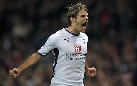 David Bentley set to leave Tottenham