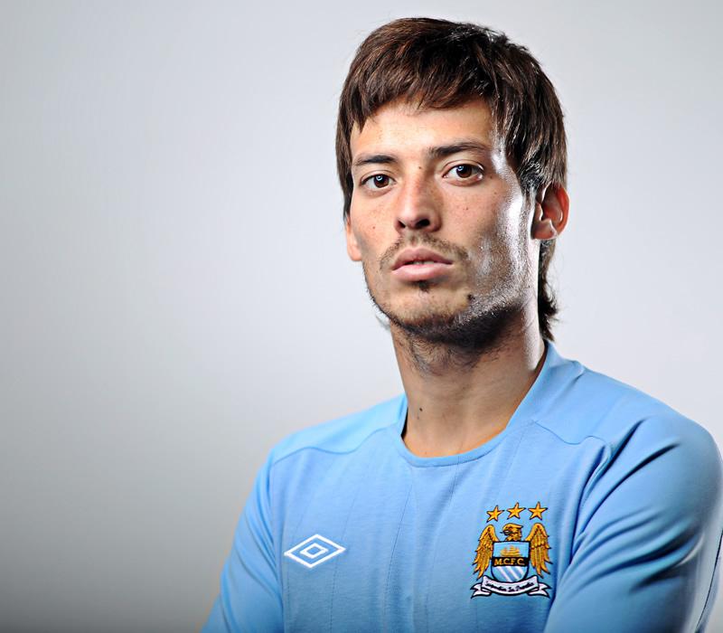 Давид Сильва останется в «Манчестер Сити» еще на 5 лет