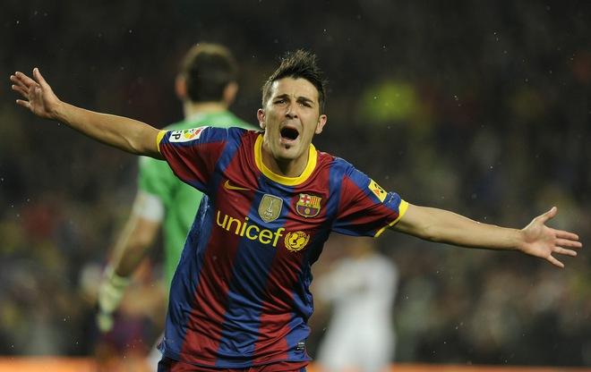 Barcelona Villa set to prefer joining Tottenham over a move to Fiorentina