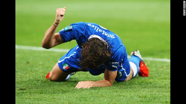 «Италия будет играть жестко»