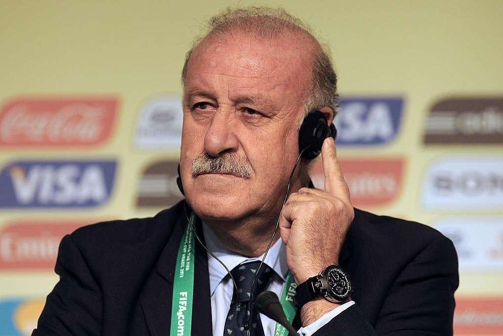КИФФ предложит Дель Боске продлить контракт еще на два года