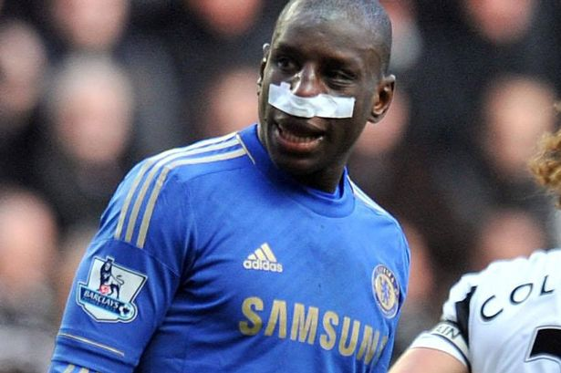 Demba Ba a doubt for Wigan clash