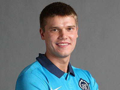 Денисов сыграет за дубль «Зенита»