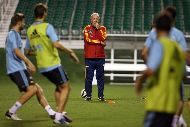 Висенте дель Боске: «Мы обязаны были забивать больше мячей»