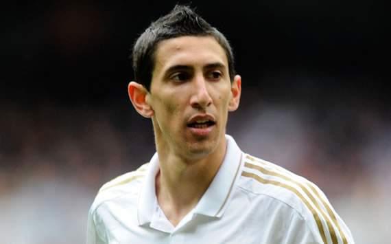 Man Utd to bid for Di Maria