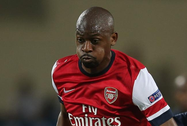 Arsenal team news: Diaby is a major doubt for North London derby