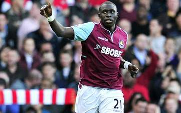 West Ham Diame is going nowhere