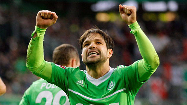 Flamengo to bid for Wolfsburg Diego