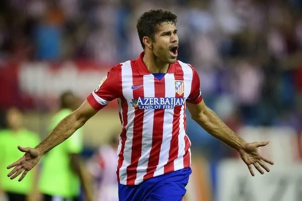 Коста продлил контракт с «Атлетико»