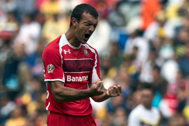 Lazio snapped up Toluca's defender Novaretti