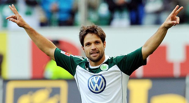 Atletico Madrid to bid for Wolfsburg's Diego