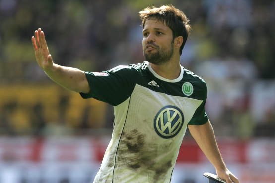 Diego returns to Wolfsburg