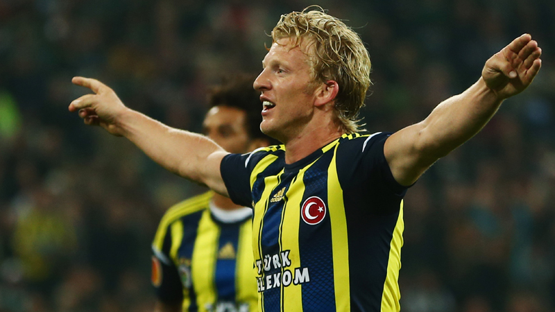 Europe League results: Fenerbahce 2-0 Lazio