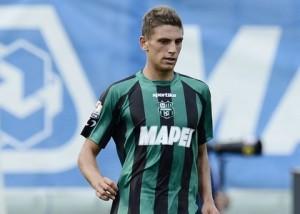 «Ювентус» и «Манчестер Юнайтед» поборются за 18-летнего Доменико Берарди