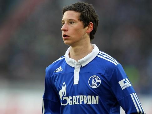 Юлиан Дракслер — самый молодой немец, забивавший в Лиге чемпионов