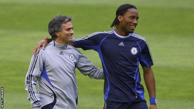 Drogba backs Mourinho return to Chelsea