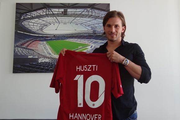 Хусти вернулся в «Ганновер»
