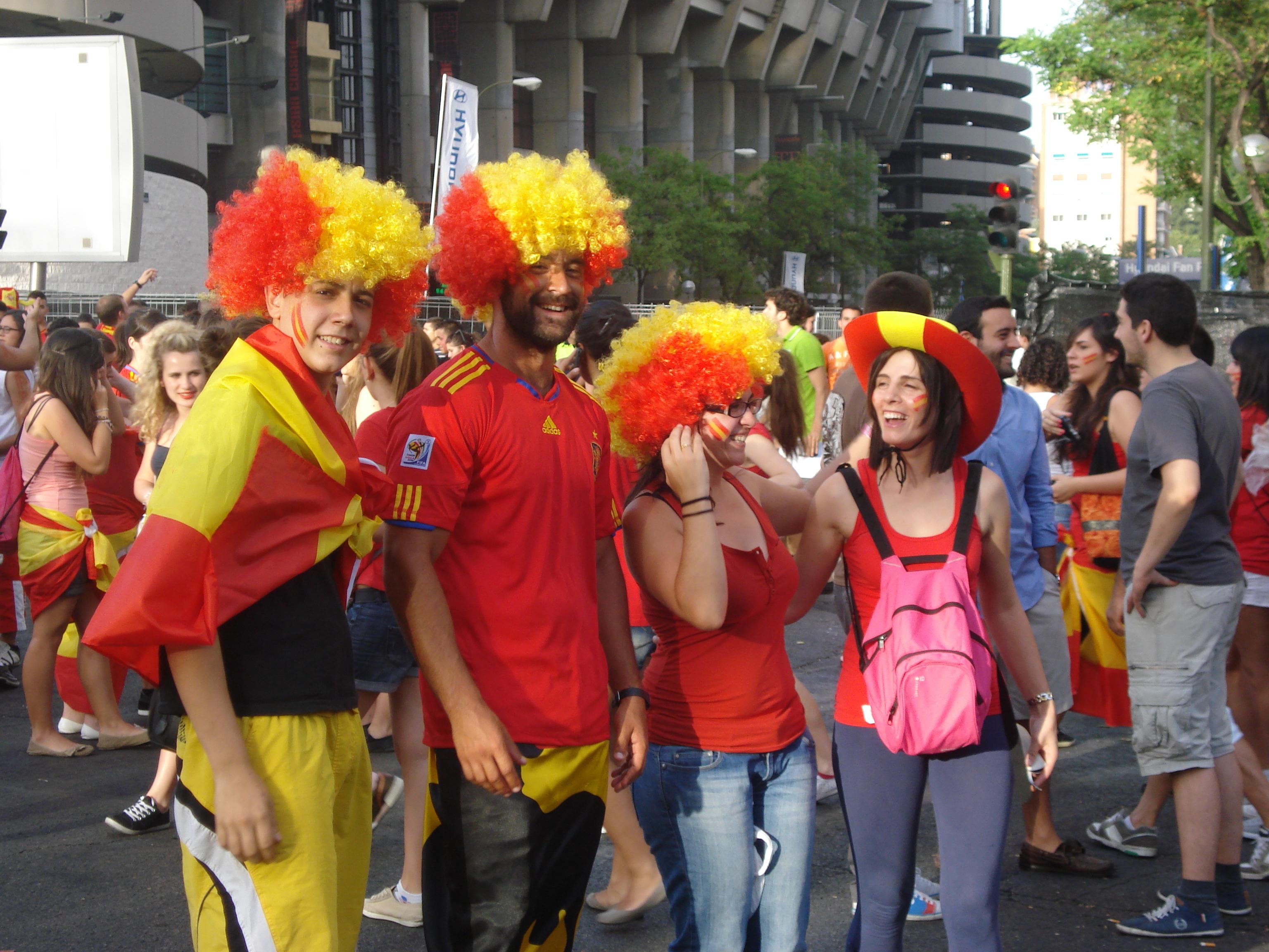 ЕВРО-2012. Первый полуфинал: Португалия – Испания