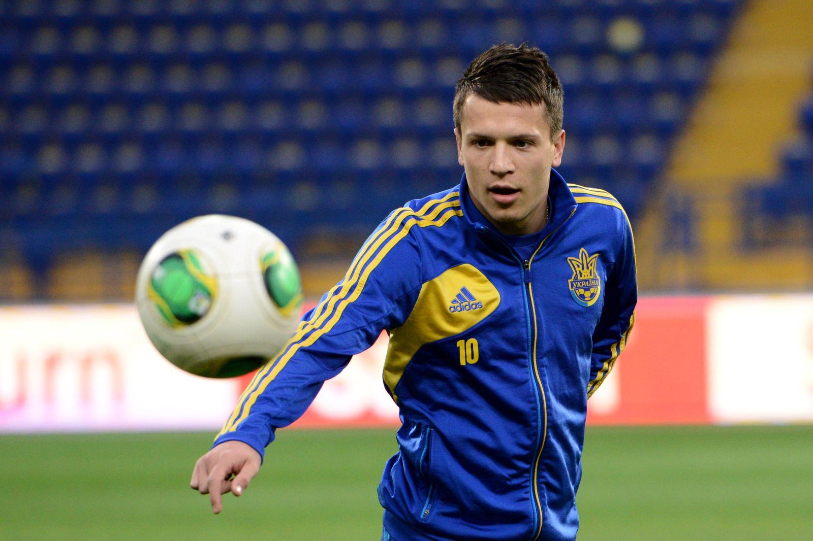 Агент Коноплянки: если Евгению и уходить зимой, то разве только в «Барселону» или «Манчестер Юнайтед»