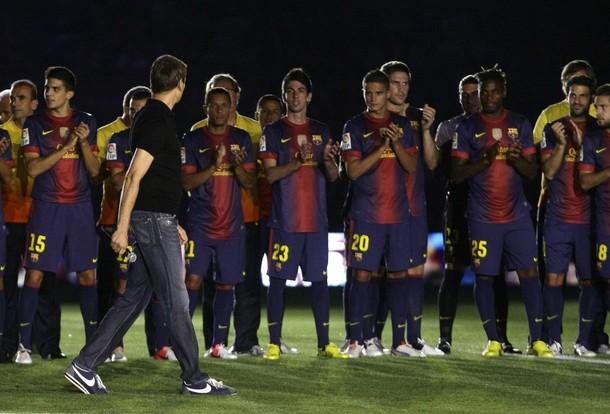 Тито Виланова: «Моя «Барса» станет одной из лучших команд за всю историю»