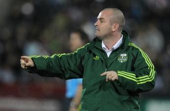 «Портленд Тимберс» лишился главного тренера