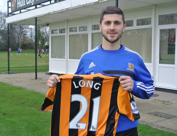 Лонг стал игроком «Халл Сити»