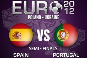 Испания вышла в финал Евро-2012!